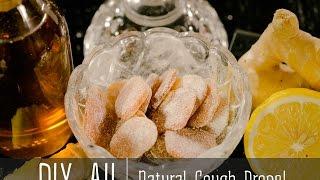 DIY All Natural Cough Drops! 🍜🍜🍜