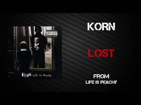 Korn - Lost [Lyrics Video]