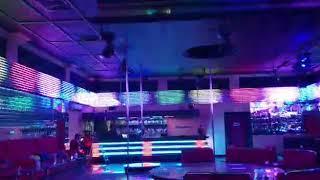 Monamour night club pixel led balkon altı uygulama Kıbrıs Mehmet Teke