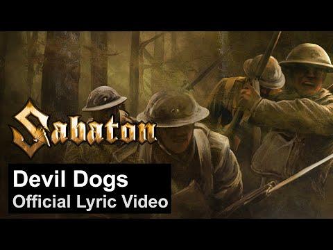 SABATON - Devil Dogs (Official Lyric Video)