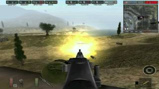 Battlefield 1942: The Road to Rome walkthrough - Battle for Anzio
