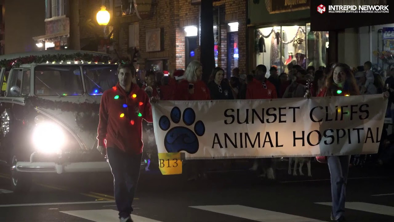Ob Christmas Parade 2019 OB Town Council Events | Ocean Beach San Diego CA