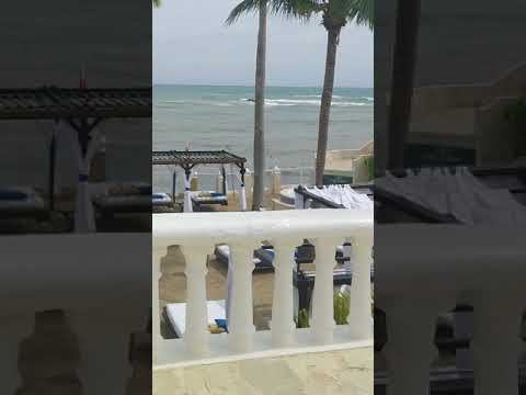The day after hurricane Irma.. A view from Puerto Plata, Dominican Republic