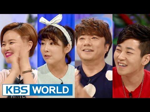 Hello Counselor - Kim Hyojin, Bae Giseong, DinDin & Sayuri (2015.10.05)