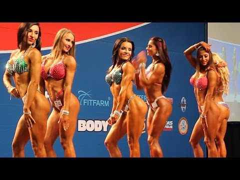 Bikini Fitness competition finals -168cm Finland/Ben Weider Legacy Cup 2016