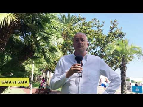 L'interview minute de Sébastien Danet - Chairman de Publicis Media France