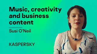 Music, creativity, and business content