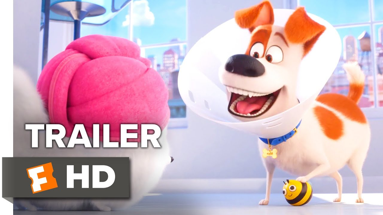 The Secret Life Of Pets 2 Trailer 2019 The Busy Bee Movieclips Trailers Youtube
