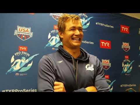 Nathan Adrian, 50 free, Indianapolis pro swim series