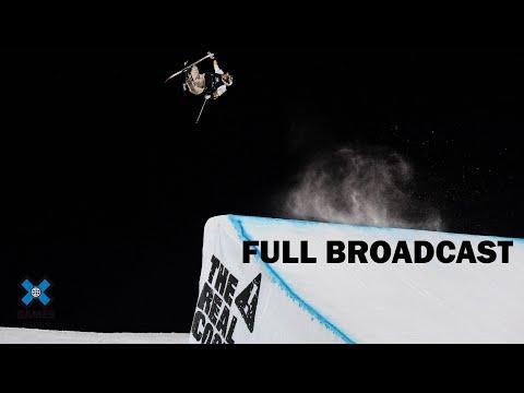 The Real Cost Men's Ski Big Air: FULL BROADCAST   X Games Aspen 2020