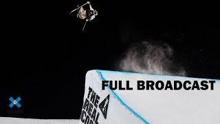 The Real Cost Men's Ski Big Air: FULL BROADCAST | X Games Aspen 2020