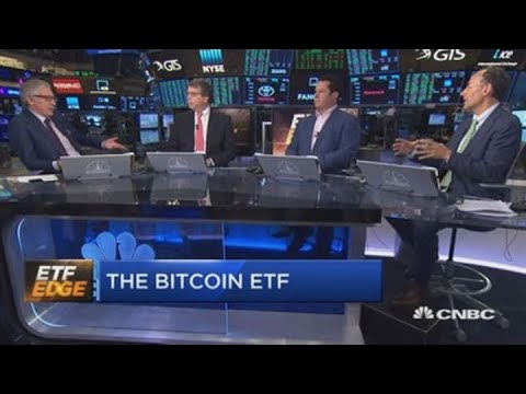 An Exclusive, Bitcoin-based ETF Just Hit The Market