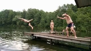 Прыжки в воду на