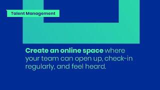 Talentsoft - Talent Management Overview