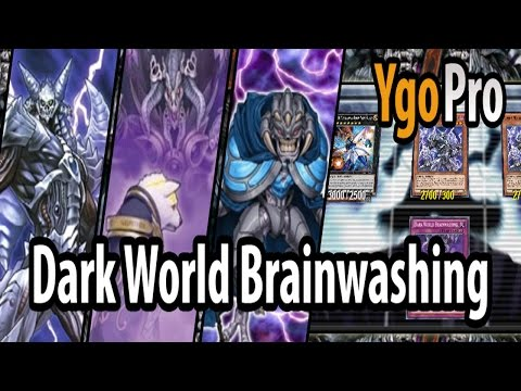 Dark World Brainwashing ft. Lucent-Ceruli loop (YgoPro) - Dark Worlds preparing for LINK format.. =3