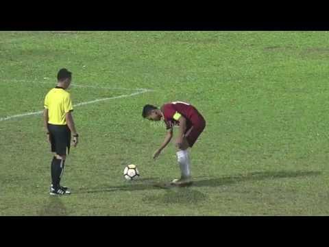 DRAMA ADU PENALTI TIMNAS U-19 VS SEMEN PADANG FC
