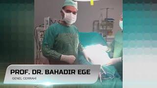 Hemoroid ve Tedavisi - Prof. Dr. Bahadır Ege