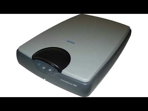 Что делать если нет драйвера на старый сканер