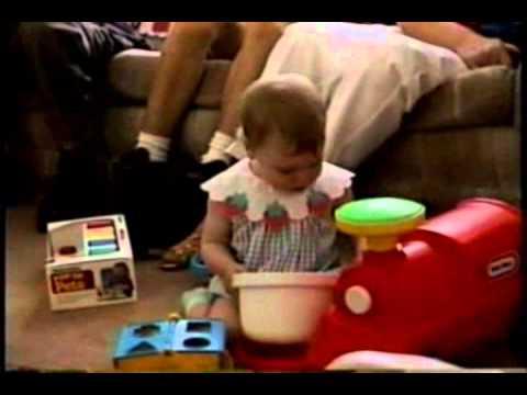 Mara's 1st Birthday June 3rd '95
