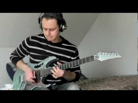 Steve Vai- Jibboom- Covered by Smoker0081