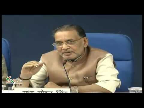 Modi government launches New Crop Insurance Scheme.