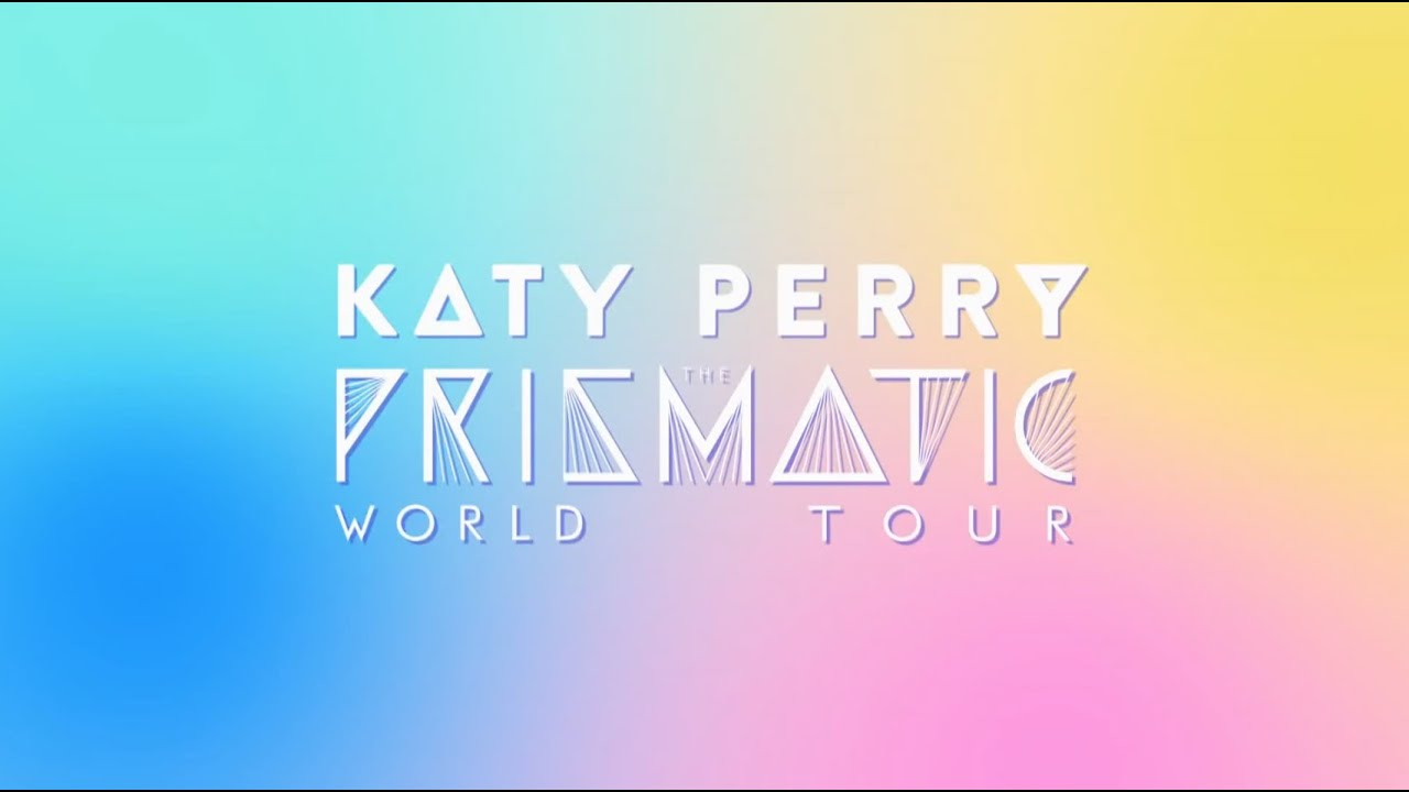 Katy Perry - The Prismatic World Tour (Teaser) HD - YouTube