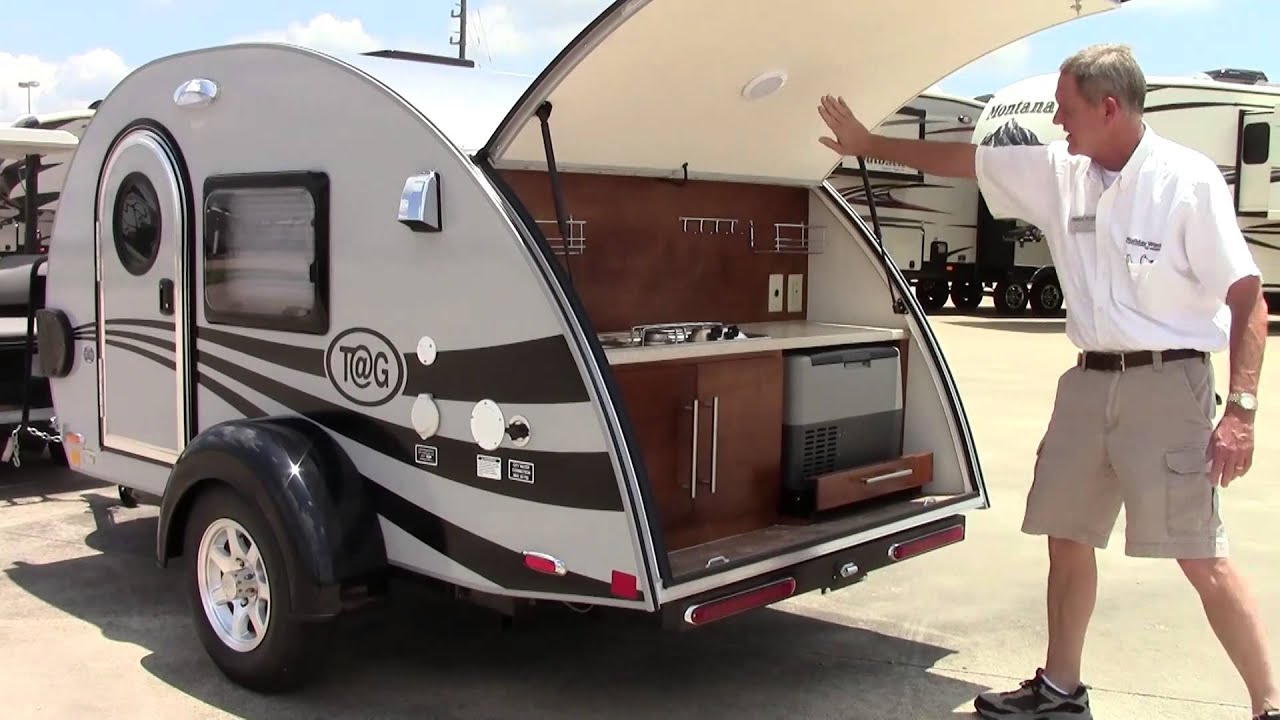 new 2015 little guy teardrop tag travel trailer rv holiday world in katymesquite las cruces youtube
