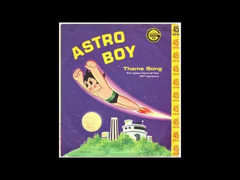 Astro Boy Theme Song (Golden Records)