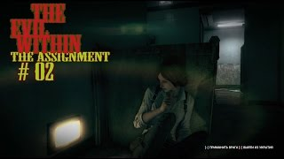 The Evil Within The Assignment s 02 Стелс гел