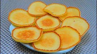 Cách làm Bánh Từ Bột Mì và Trứng nở mềm xốp rất dễ làm mà ngon / Ăn Gì Đây