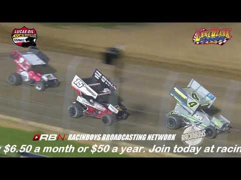 Lucas Oil ASCS Sat Highlights from Lake Ozark Speedway  5.25.19