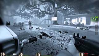 Omniabsence, Keefikus and Twisty Biscuit Mystery play Left 4 Dead 2 - Part 1