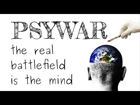 Psywar - The Real Battlefield Is The Mind - Documentary