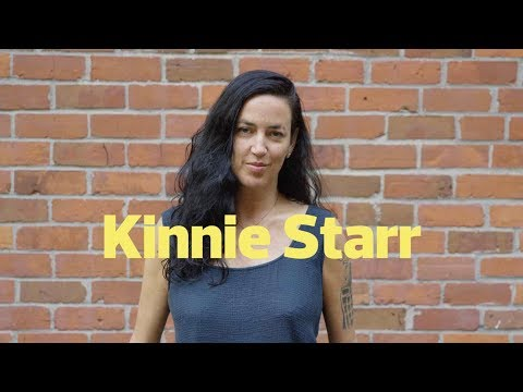Advice for young artists from Kinnie Starr