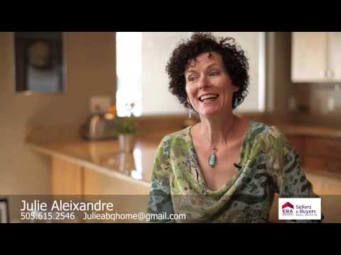 Julie Aleixandre, Realtor Video, Albuquerque, NM