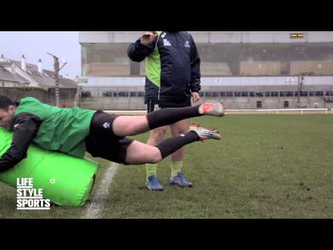 A Tackling Masterclass with Robbie Henshaw