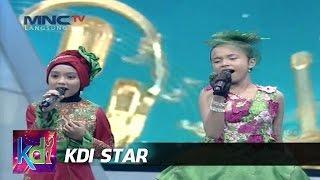 Suara Emas Tasya & Nafisah Mirip Bunda Rita -  KDI Star (12/7)