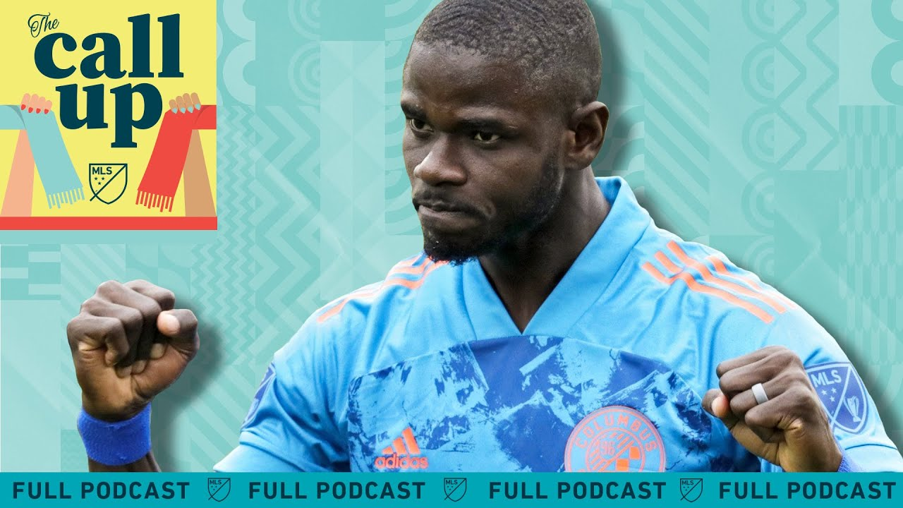 """Columbus Crew's New Home & The """"Not-So Newlywed"""" Game with Jonathan Mensah"""
