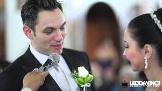 Wedding Film Genova + Antonio By Leodavinci Productions / Eurobuilding