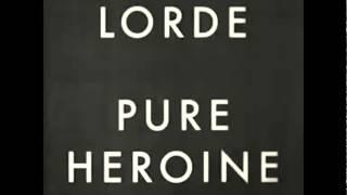 Gambar cover Lorde - Team (Audio)