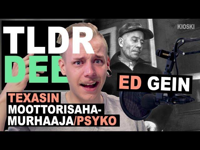 Ed Gein - TLDRDEEP