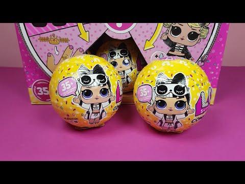 LOL Confetti Pop 2. Dalga - Zep'in  Oyuncakları İle - Sena'nın Bebekleri
