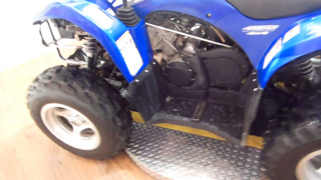 06 yamaha wolverine 450 4x4 for sale at monster for Yamaha wolverine 450 for sale