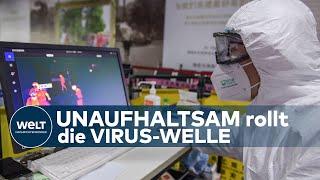 CHINA-LUNGENKRANKHEIT: EILMELDUNG - Erster Coronavirus-Fall in Deutschland bestätigt