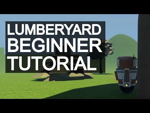 Lumberyard Beginner Game Dev Tutorial