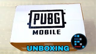 UNBOXING PUBG MOBILE SUPPLY CRATE