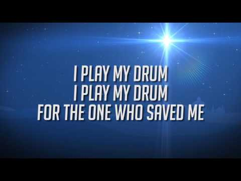 The Little Drummer Boy - Go Fish - w/ Lyrics
