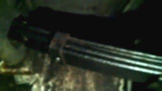 Рессоры от Газели на Мерседес(Прошу прощения за низкое качество видео , Если будут вопросы сделаю более детальное видео., 2014-12-09T16:38:43.000Z)