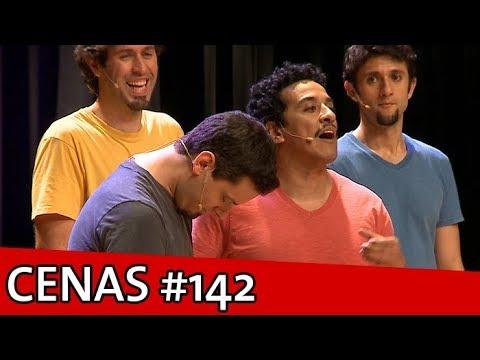 IMPROVÁVEL - CENAS IMPROVÁVEIS #142