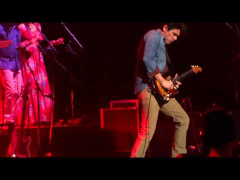 John Mayer, You Don't Know How It Feels, Slow Dancing  Barclays Center  Dec. 17, 2013